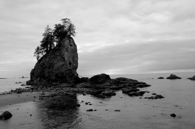 First Beach Amazing Rock | One Chel of an Adventure