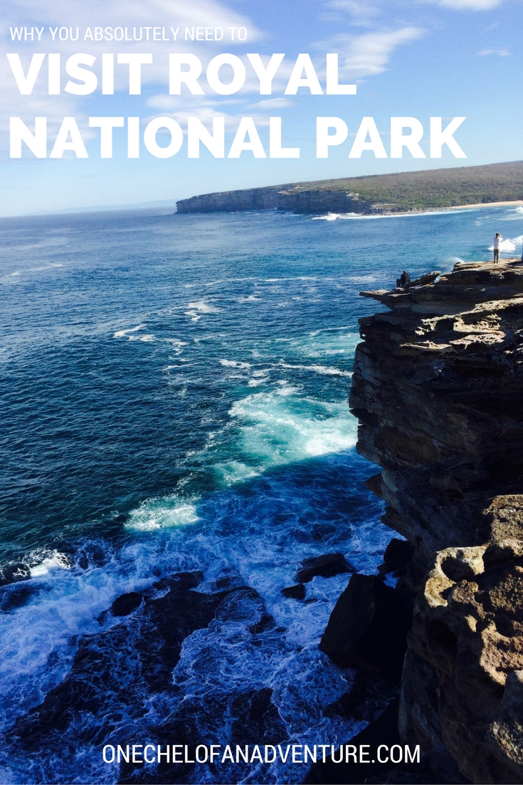 You need to add Royal National Park to your bucket list!