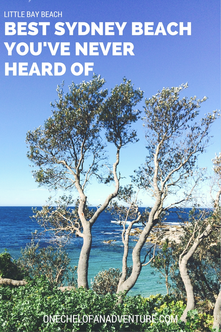 Best Sydney Beach You've Never Heard Of