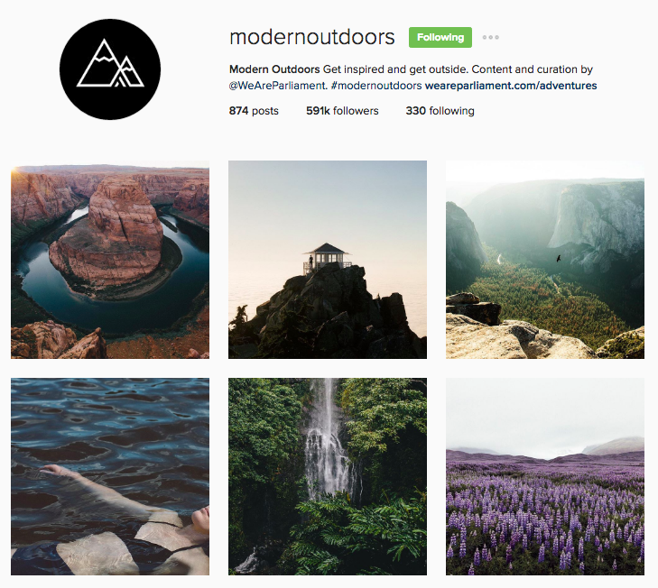 52 Instagram Accounts that will feature your travel photos
