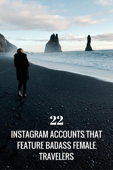 22 Instgram Accounts That Feature Female Travelers