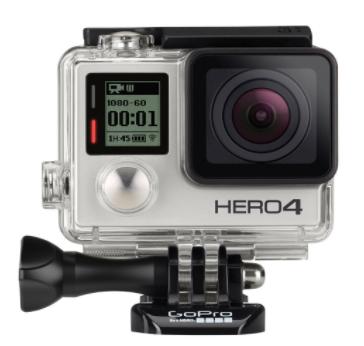 Ultimate Traveller Gift Guide | GoPro Hero4
