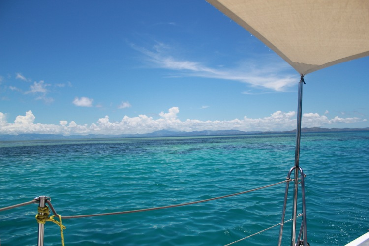 The Best Sailing Tour in Fiji: Coral Cats