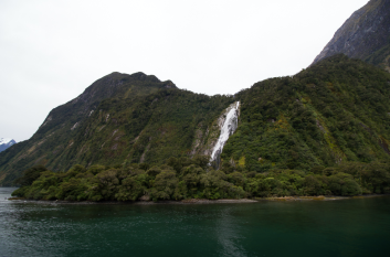 New Zealand Waterfall 7
