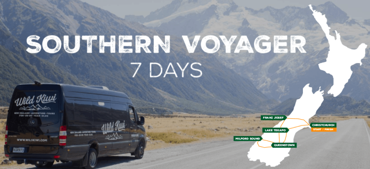 The Perfect 1-Week New Zealand Road Trip with Wild Kiwi