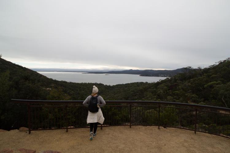 Tasmania Weekend: Wineglass Bay Day Trip