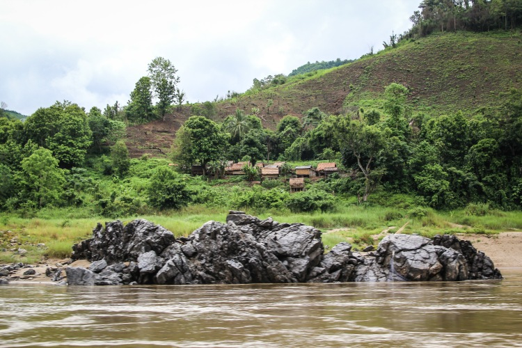 2 Days On The Mighty Mekong River - Slowboat to Luang Prabang