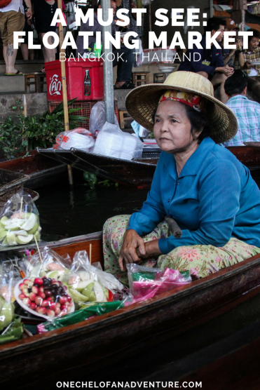 BANGKOK FLOATING MARKET