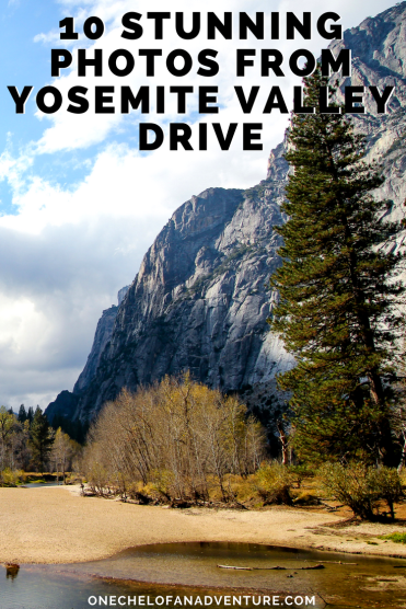 10 Stunning Photos from Yosemite Valley Drive