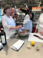 Things to do in Downtown Napa - CIA Cooking Class 2