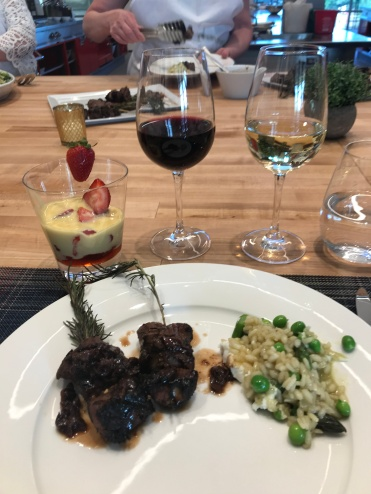 Things to do in Downtown Napa - CIA Cooking Class