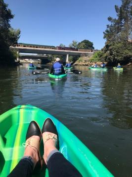 Things to do in Downtown Napa - napa river kayak 2