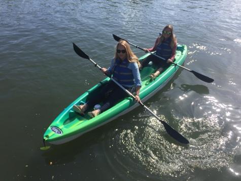 Things to do in Downtown Napa - napa river kayak