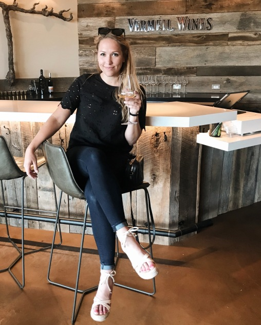 Things to do in Downtown Napa - Vermeil Wines